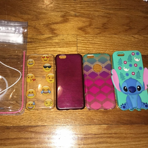 huge discount 6903b aec8e I phone 6 case bundle with water proof case